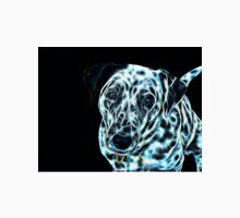 Kirra the Fractalius Dalmatian Dog Unisex T-Shirt