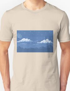 Night in the Mountains Unisex T-Shirt