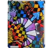 spleen dream one eh iPad Case/Skin
