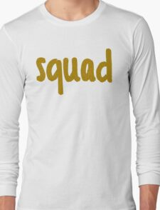 Glitter Squad Long Sleeve T-Shirt