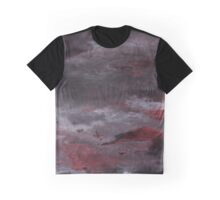 Sea of Blood, Leaden Sky Graphic T-Shirt