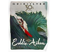Quicksilver 30th Annual - Surf Poster Poster