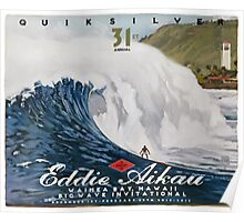 Quicksilver 31st Annual - Surf Poster Poster