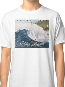 Quicksilver 31st Annual - Surf Poster Classic T-Shirt