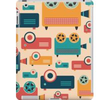 Retro Projectors iPad Case/Skin