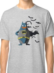 The  Dark Penguin Rises Classic T-Shirt