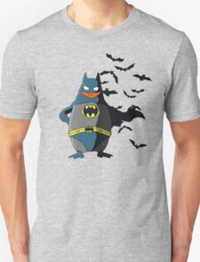The  Dark Penguin Rises Unisex T-Shirt