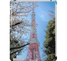 Tokyo tower iPad Case/Skin