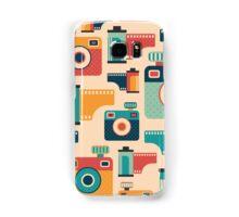 Film Rolls and Cameras Samsung Galaxy Case/Skin