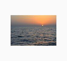 Sunset at the sea. Unisex T-Shirt
