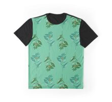 Berries (orange + green) Graphic T-Shirt