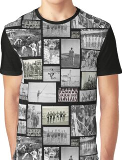 Vintage Swimmers  Graphic T-Shirt