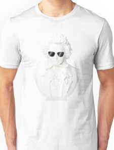 Beethoven - Symphony in Sunglasses Unisex T-Shirt