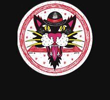 Black Hat Cat Unisex T-Shirt