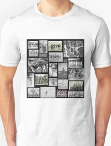 Vintage Swimmers  Unisex T-Shirt