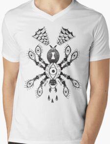 Spider Eyes  Mens V-Neck T-Shirt