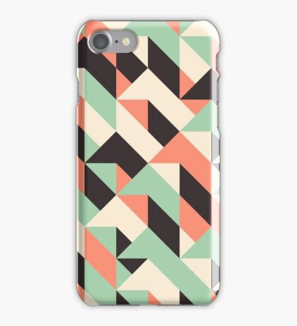 Abstract Geometry 48 iPhone Case/Skin