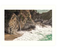 McWay Falls - Big Sur - California USA Art Print