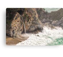 McWay Falls - Big Sur - California USA Metal Print