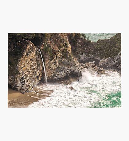McWay Falls - Big Sur - California USA Photographic Print