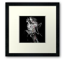 graphic Framed Print