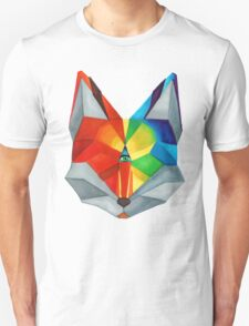 Third Eye Fox Unisex T-Shirt