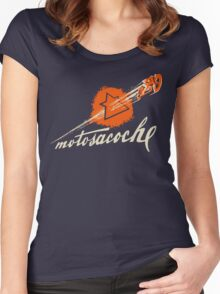 motosacoche Women's Fitted Scoop T-Shirt
