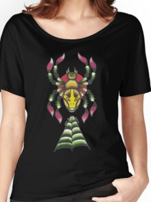 Lucha Spider Women's Relaxed Fit T-Shirt