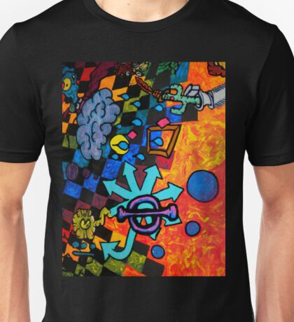 spleen dream three sea Unisex T-Shirt