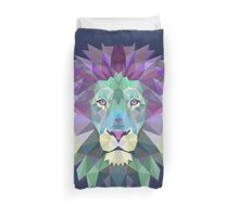 LION THE WISE Duvet Cover