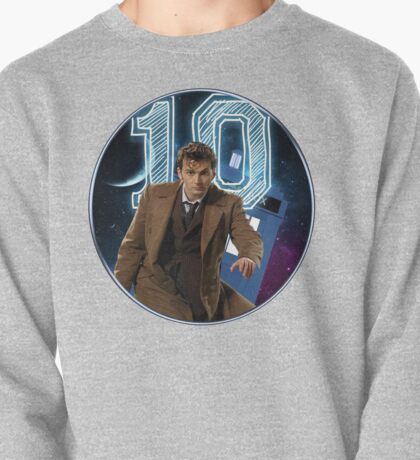 Doctor 10th  Pullover