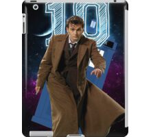 Doctor 10th  iPad Case/Skin