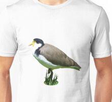 Plover/Masked Lapwing - T-bird Unisex T-Shirt
