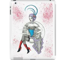 Vamp iPad Case/Skin