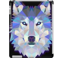 WOLF, THE CLEVER iPad Case/Skin