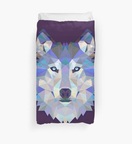 WOLF, THE CLEVER Duvet Cover