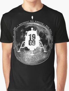 Apollo 11 Moon Landing Graphic T-Shirt