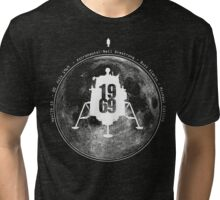 Apollo 11 Moon Landing Tri-blend T-Shirt