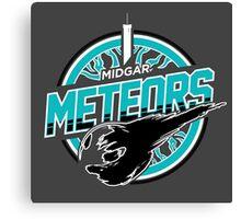 Midgar Meteors - Round 2 Canvas Print