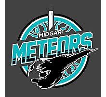 Midgar Meteors - Round 2 Photographic Print