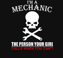 I'M A mechanic skull Unisex T-Shirt