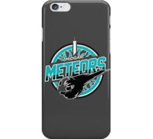 Midgar Meteors - Round 2 - damaged iPhone Case/Skin