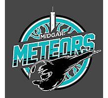Midgar Meteors - Round 2 - damaged Photographic Print