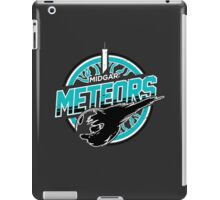 Midgar Meteors - Round 2 - damaged iPad Case/Skin
