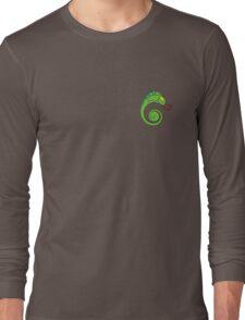 Cute chameleon Long Sleeve T-Shirt