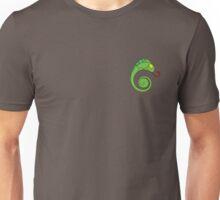 Cute chameleon Unisex T-Shirt