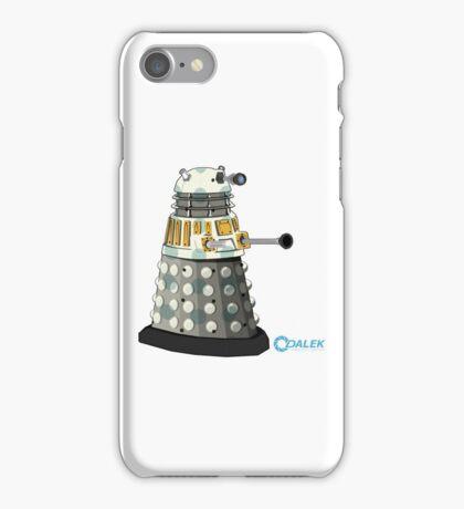 Dalek Big dot iPhone Case/Skin