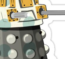 Dalek Big dot Sticker