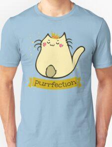 cat - purrfection T-Shirt
