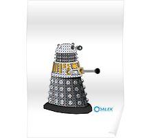 spring Dalek Poster